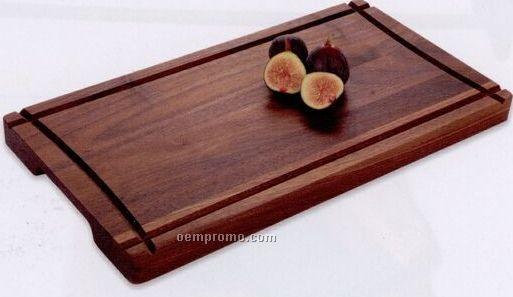 """Walnut Bengal Board (15""""X8""""X1"""")"""