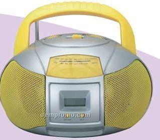 AM/ FM Radio W/ Clock