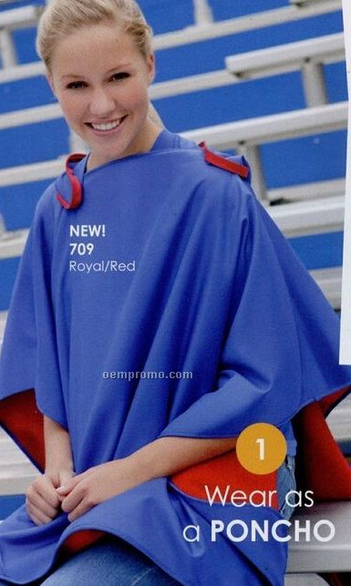 Colorado Clothing 3 In 1 Poncho Pack