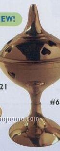 Cone Incense Brass Burner