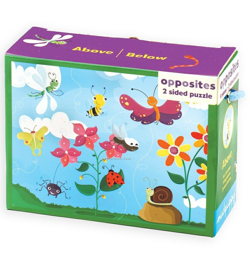 Bugs 2-in-1 Puzzle