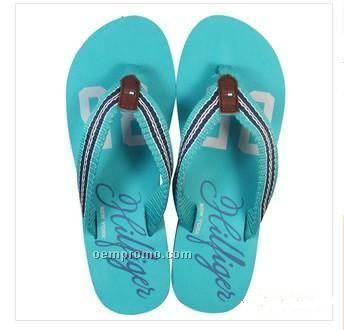 Beach Flip Flop Sandal With Eva Strap