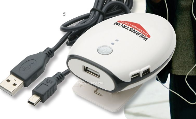 Power Booster Porta Charger