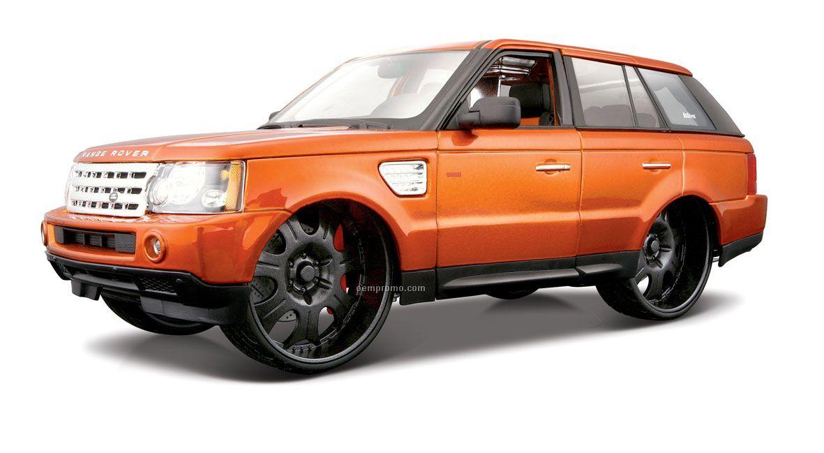 """9 """"X2 1/2""""X3"""" Range Rover Sport All Star Die Cast"""