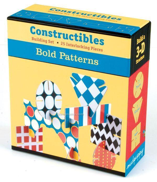 Bold Patterns Constructibles Building Set