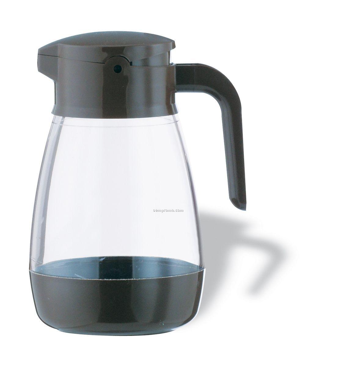 Syrup Dispenser Lid (Black)