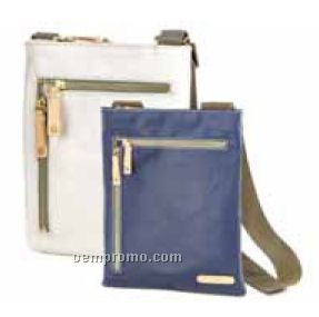 Carina Zip Crossbody Handbag