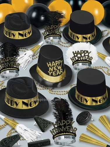 Grand Deluxe Gold New Year Assortment For 50