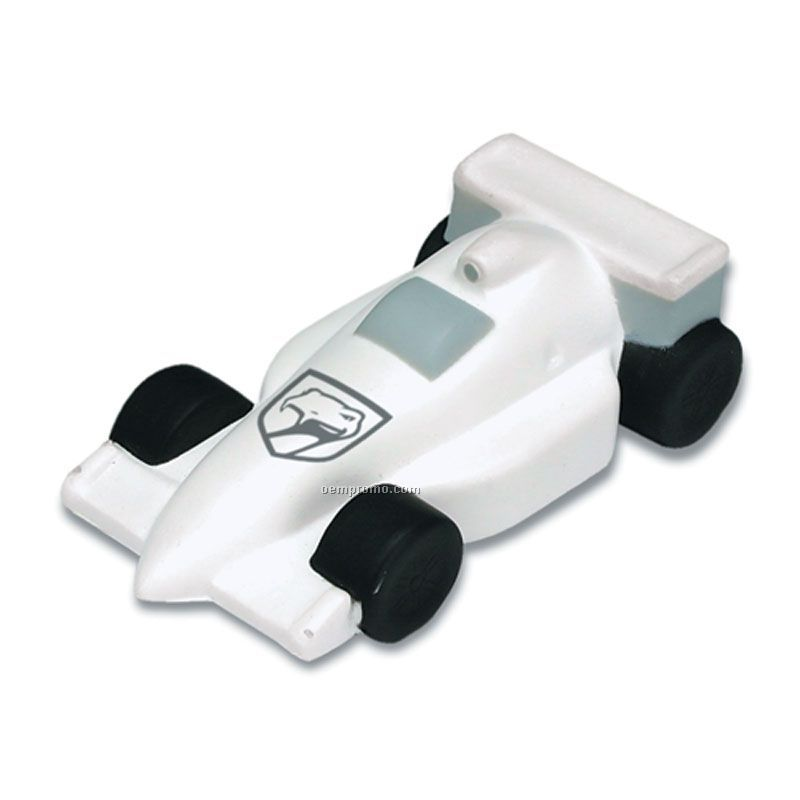 Indy Car Squeeze Toy