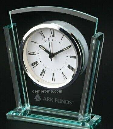 Trapezoid Alarm Clock
