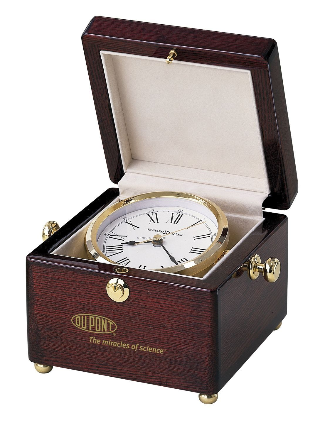 Howard Miller Bailey Rosewood Hall Finish Clock (Blank)