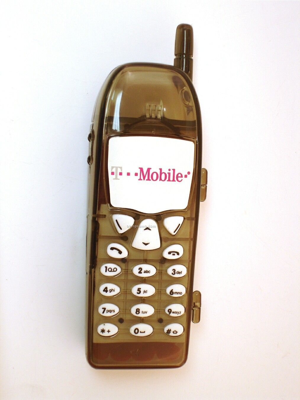 Plastic Cell Phone Container (Empty)