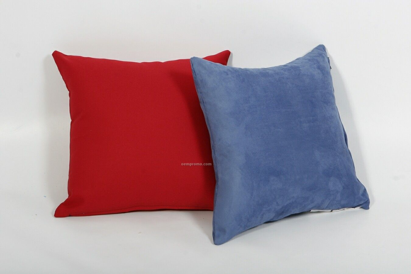 Twill Throw Fiber Filled Pillow Screen Printed China