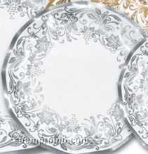 Traditional Silver Plate