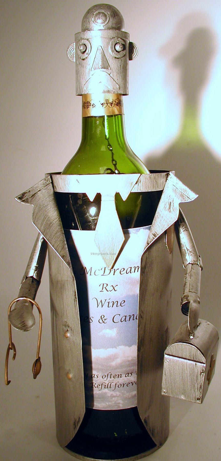 Doctor Motif Wine Caddy