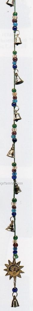 Single Brass Wind Chime