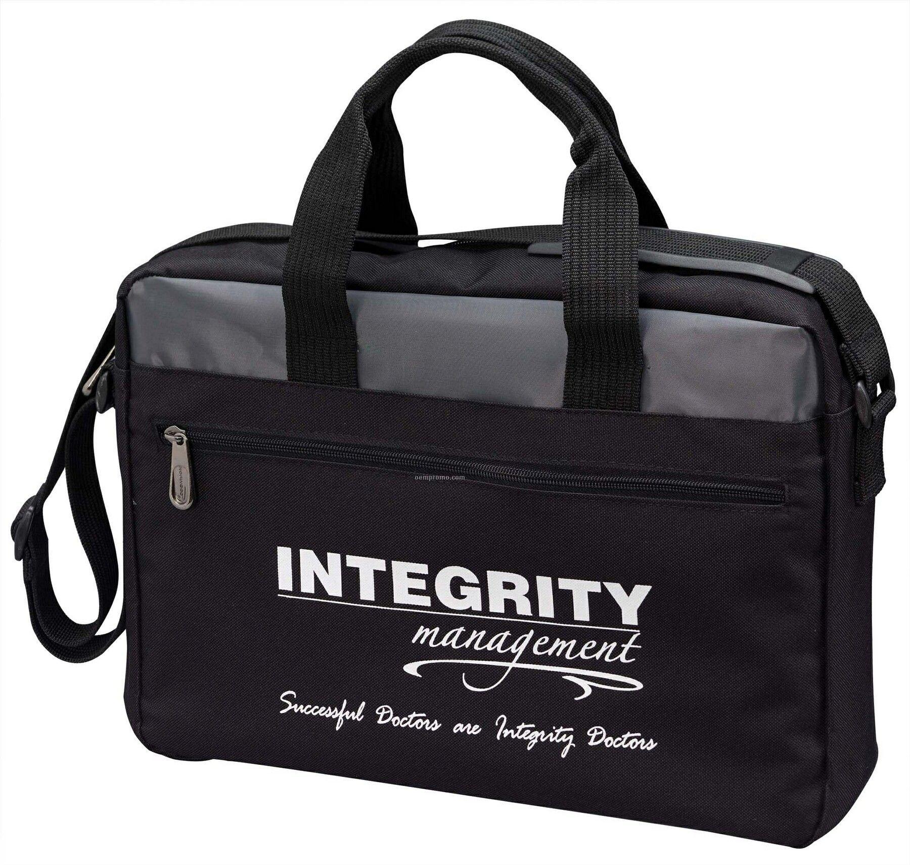 Air Tex Handle Briefcase