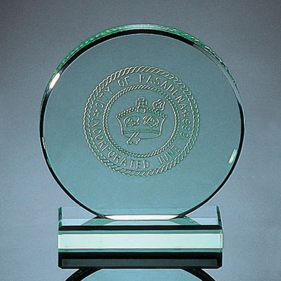 Jade Green Circle Award