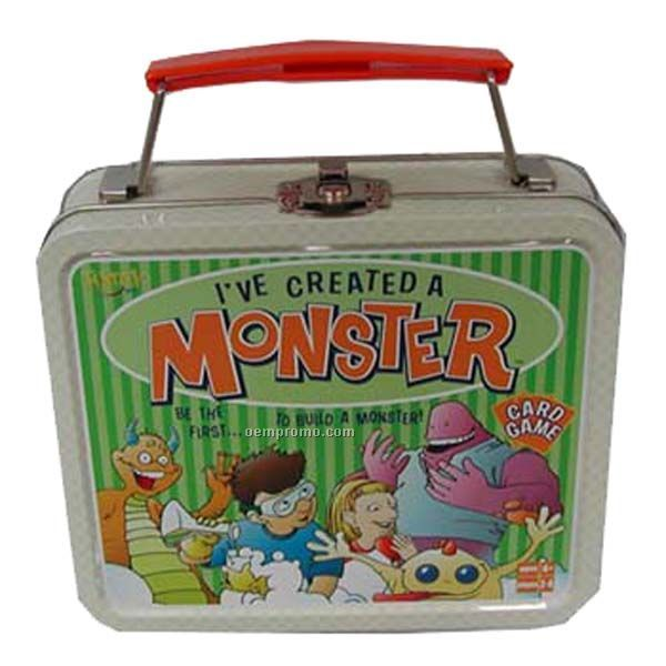 Tin Lunch Box
