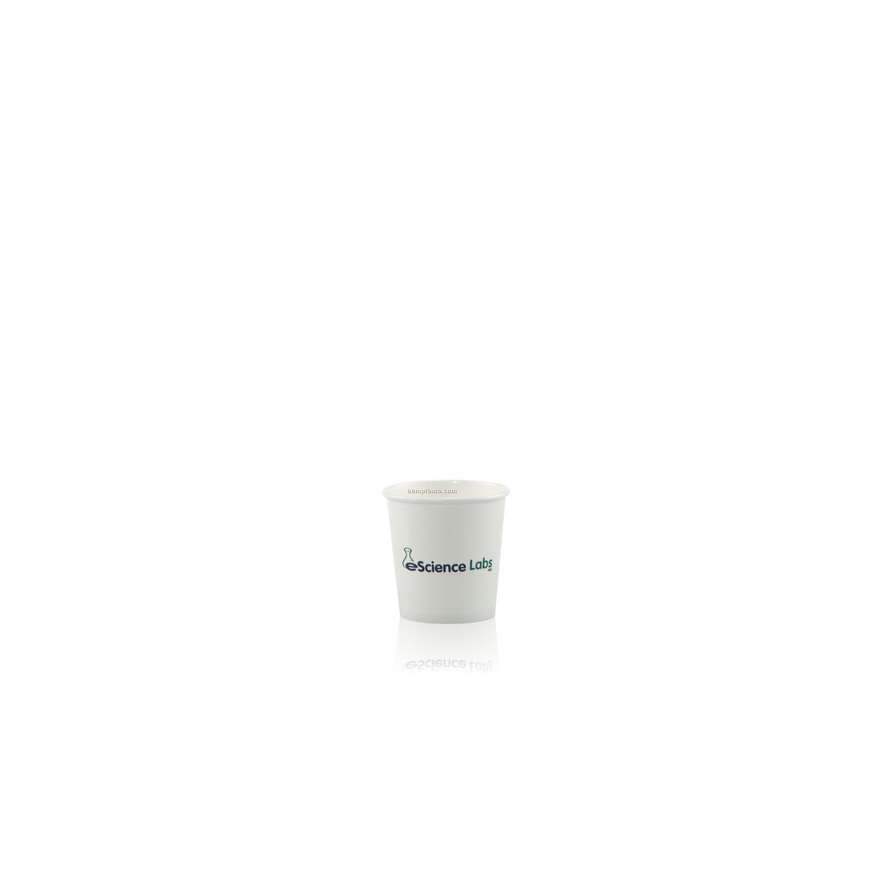 4 Oz. White Paper Cup
