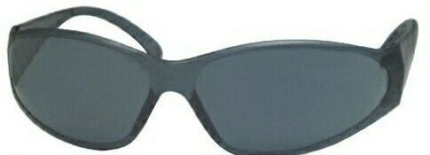 Boas UV Protective Safety Glasses Amber Frame/ Temple/ Lens