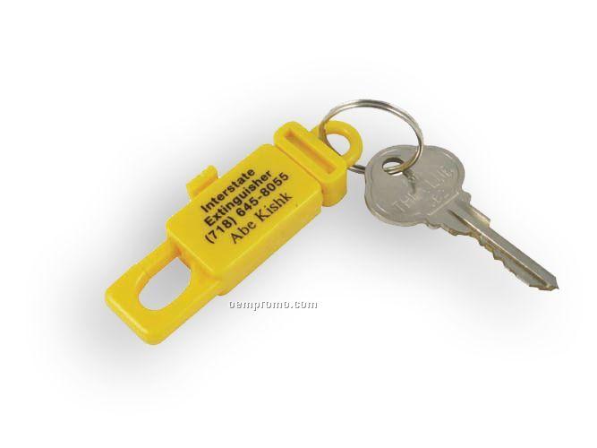Clip-on Key Holder