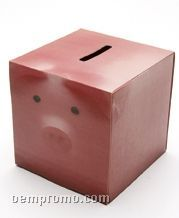 Eco Piggy Bank