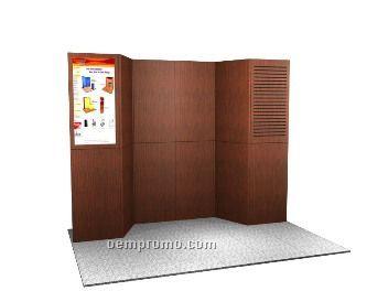Laminate Panel Systems Display (10')