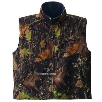 Reversible Water Resistant Camo Vest
