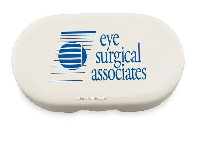 Travel Contact Lens Case W/ Mirror