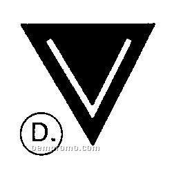 Triangle Bookmark Clip