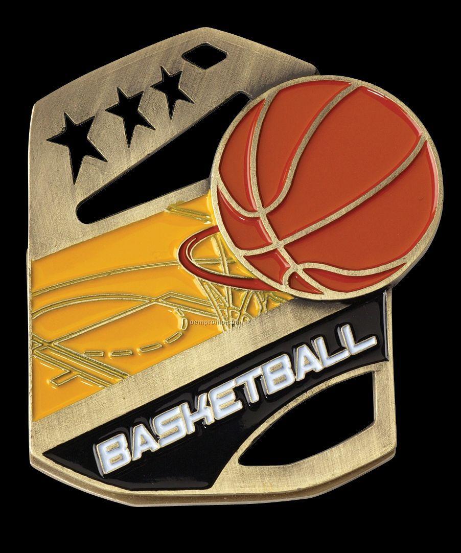 """Basketball"" Cobra Medals"