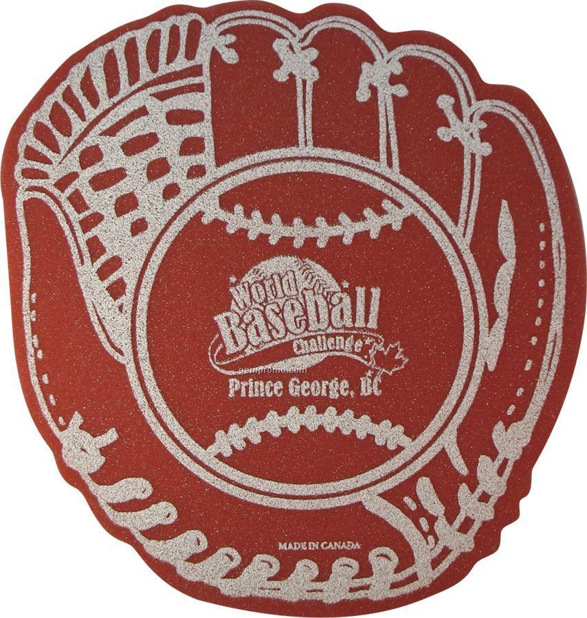 Foam Waver - Baseball Mitt