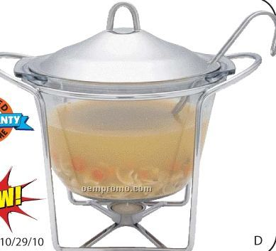 Maxam Deep Soup & Stew Warmer