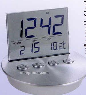 Roswell Desktop Clock (8 1/2cmx5.9cm)