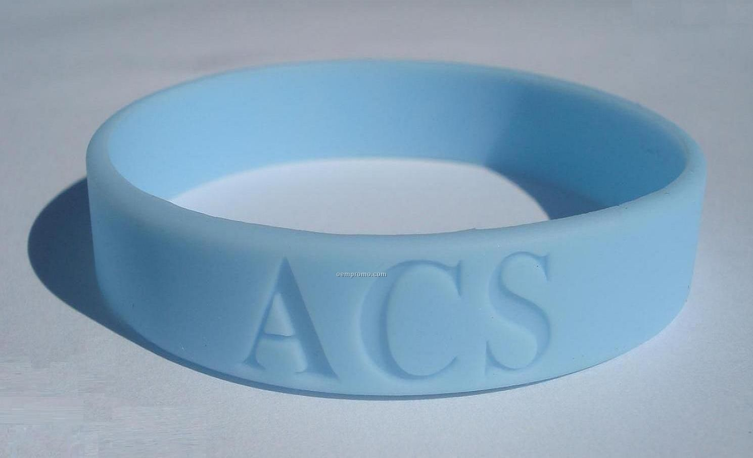 Printed Silicone Wristbands - Child Size