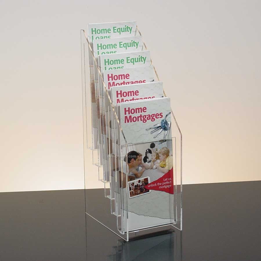 10 Arise Pop Up Curve Floor Display