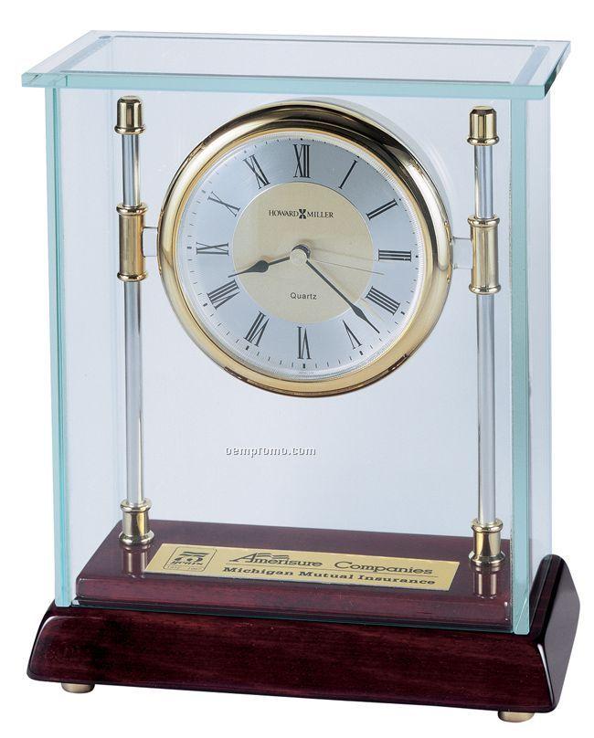 Howard Miller Rosewood Hall Kensington Clock (Blank)