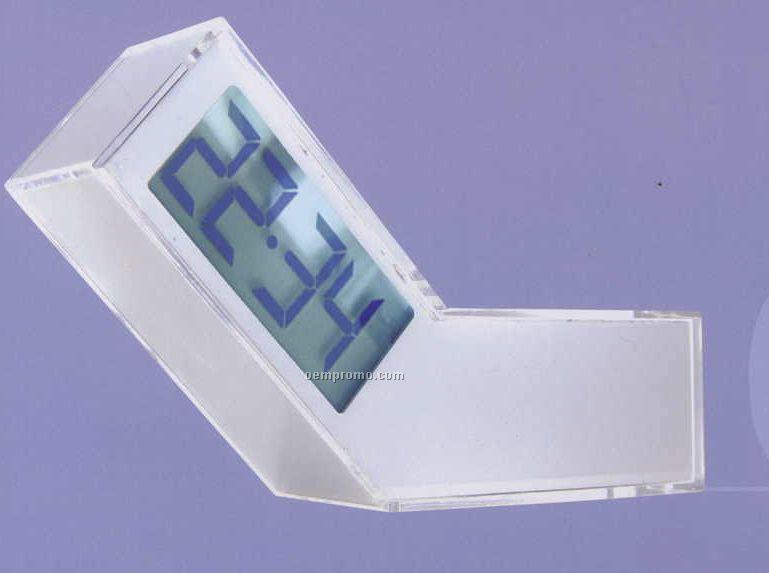 Onoff Alarm Clock (13 1/2cmx8cmx3 1/2cm)