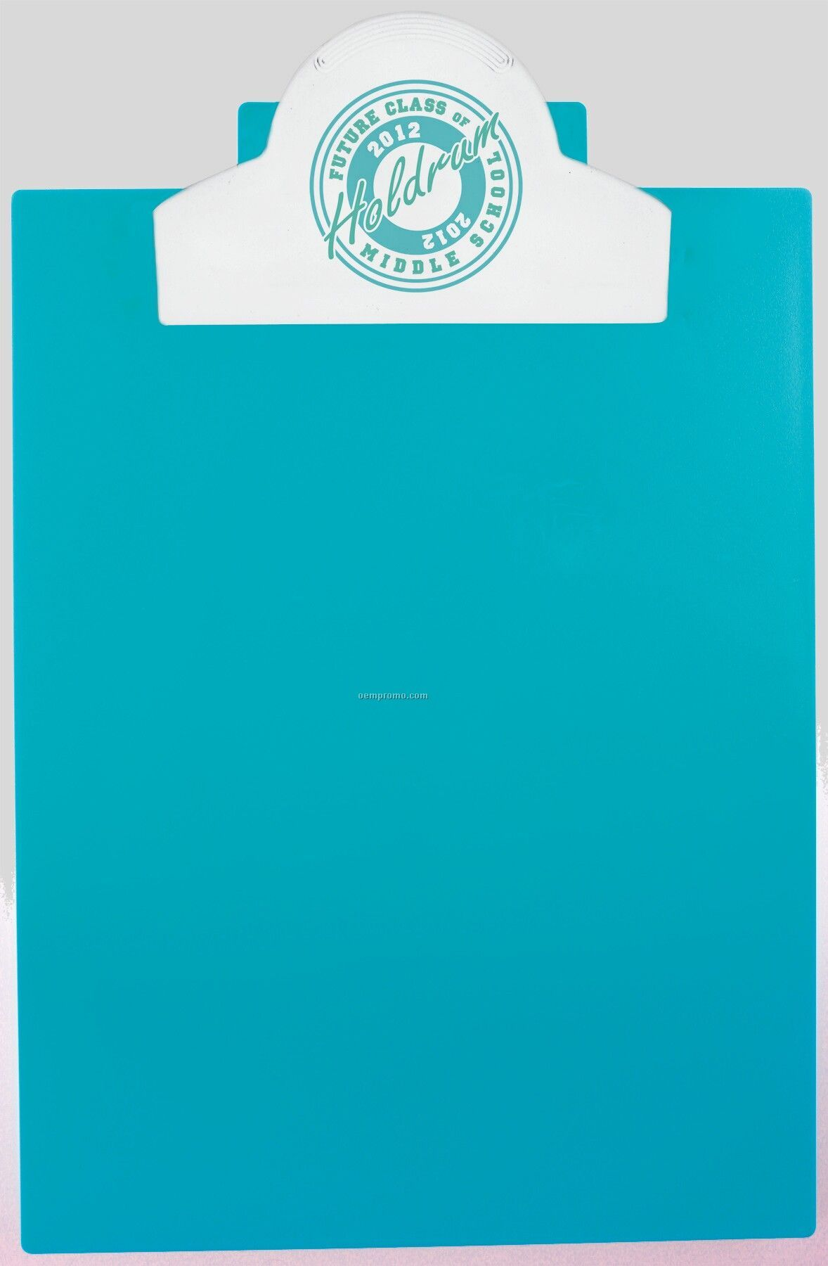 Rectangle Clipboard W/Round Top Clip