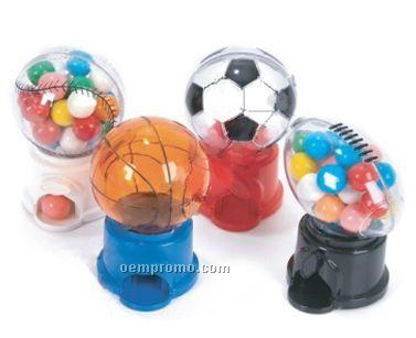 Sports Ball Gumball Dispenser