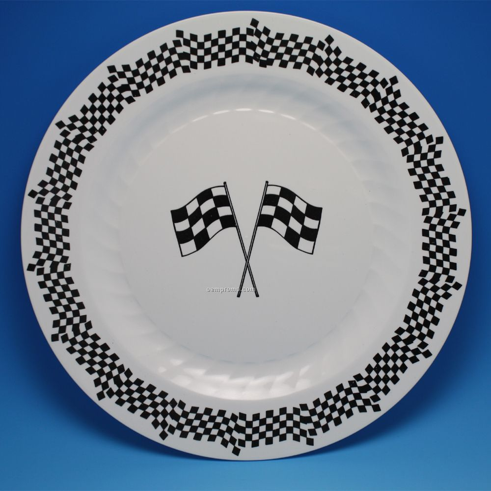 "10.25"" Plastic Dinner Plate (Minimum 10,000 Units)"