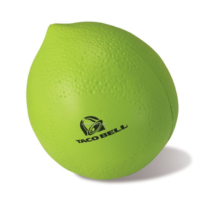 Lime Squeeze Toy