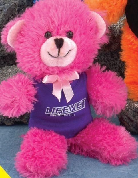 "9"" Fuzzy Brite Bear"
