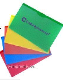 Color-keyed Jacket File Folder / Legal Size