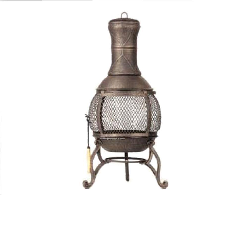 Corona Outdoor Fireplace