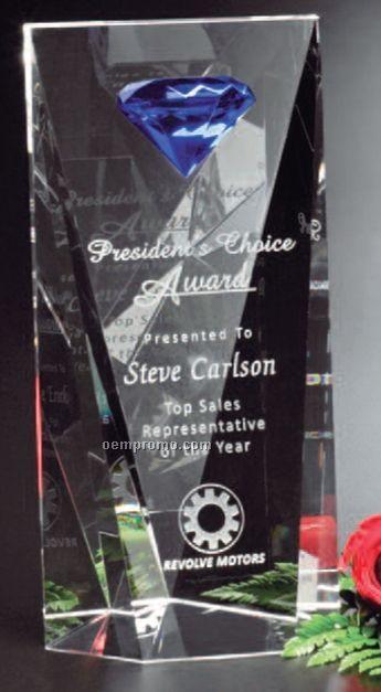 "Indigo Gallery Gemstone Award (10"")"