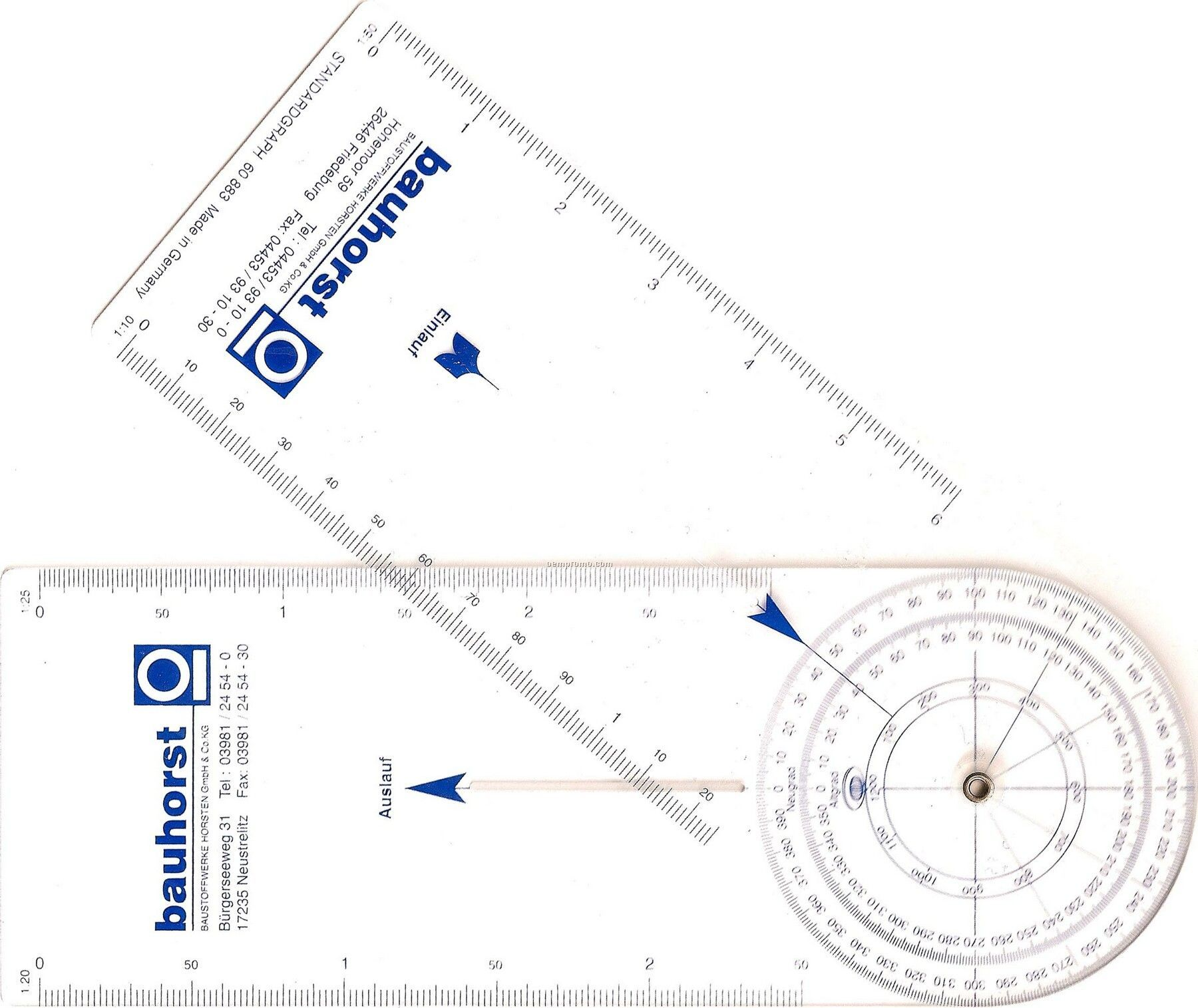 Protractor Degrees Protractor for buildings and
