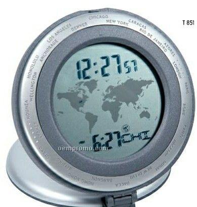 The World Traveler Compact World Timer