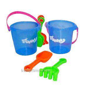 Beach Bucket/ Sand Bucket